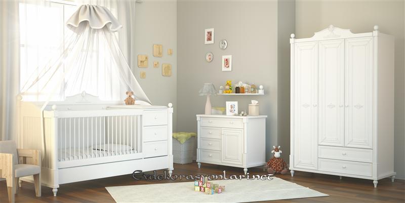 newjoy mobilya angel bebek odasi takimi modeli