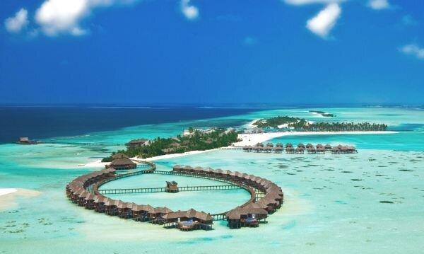 OLHUVELI maldivler oteli