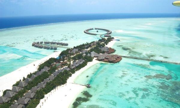 OLHUVELI maldivler