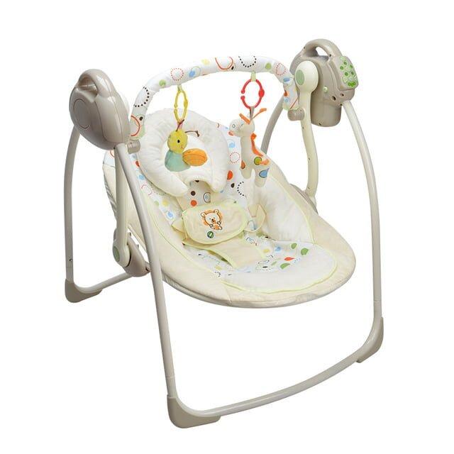 otomatik sallanan bebek salincagi modeli
