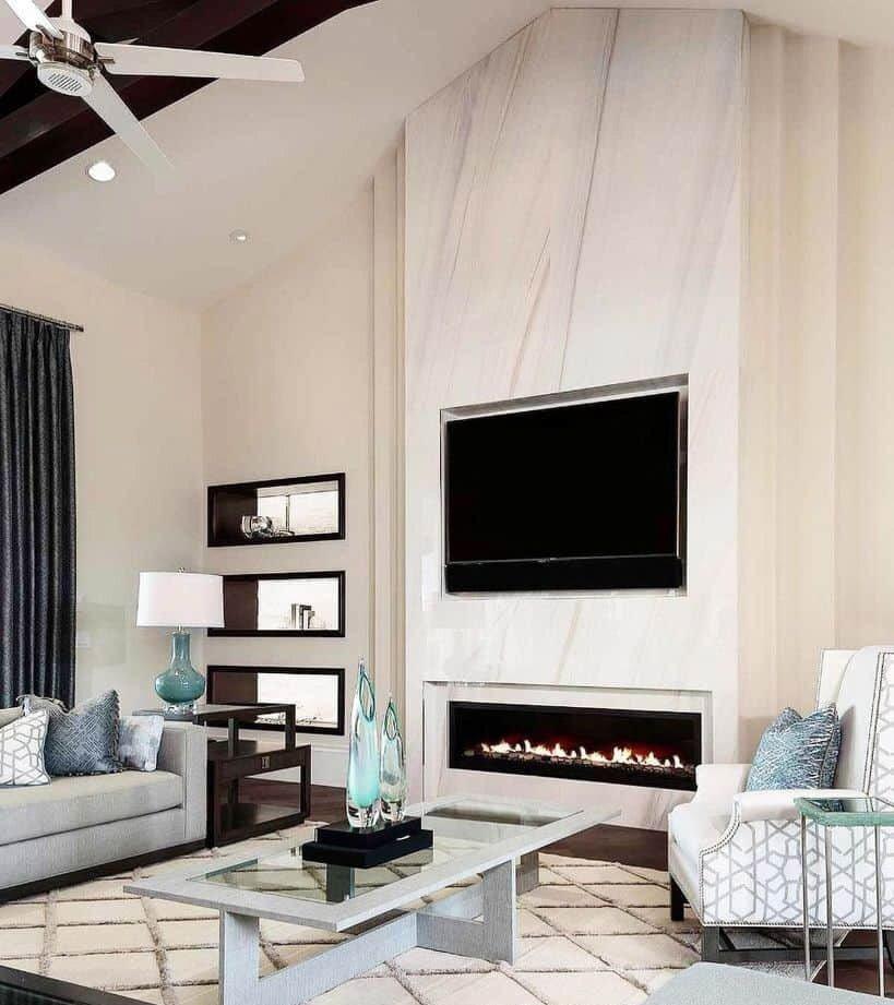 Herkesi Kıskandıracak Oturma Odası Dekorasyonları Nasıl Yapılır ?