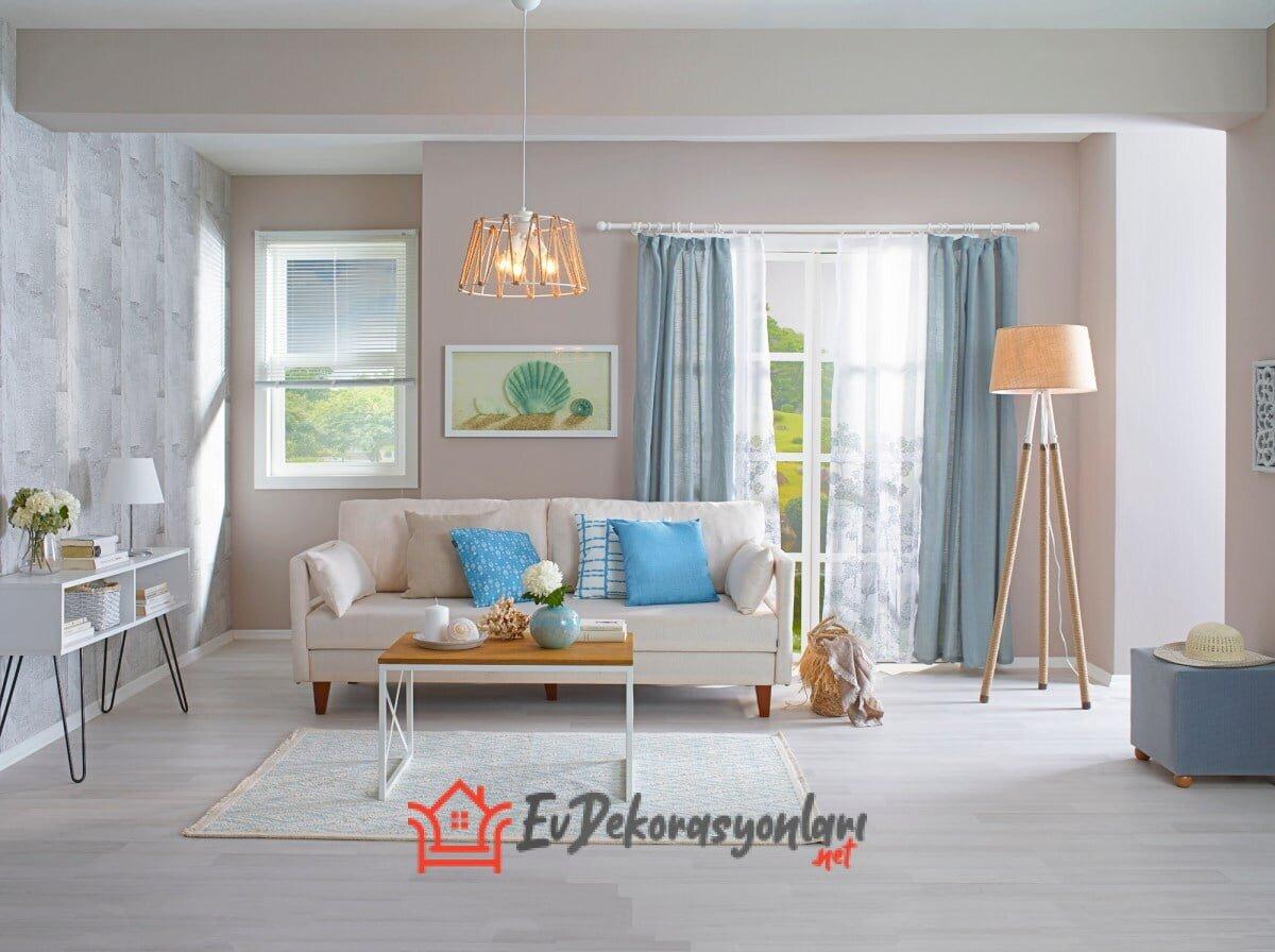 Oturma Odası Renk Uyumu Nasıl Olmalıdır?