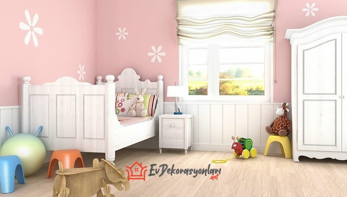 Özel Tasarım Erkek Bebek Odası Dekorasyonu