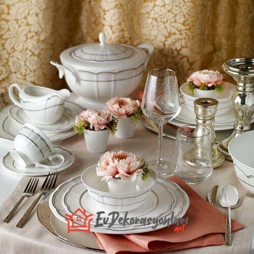 pierre cardin royal porselen yemek takimi modeli
