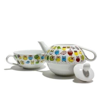 porselen çaydanlık fincan takımı