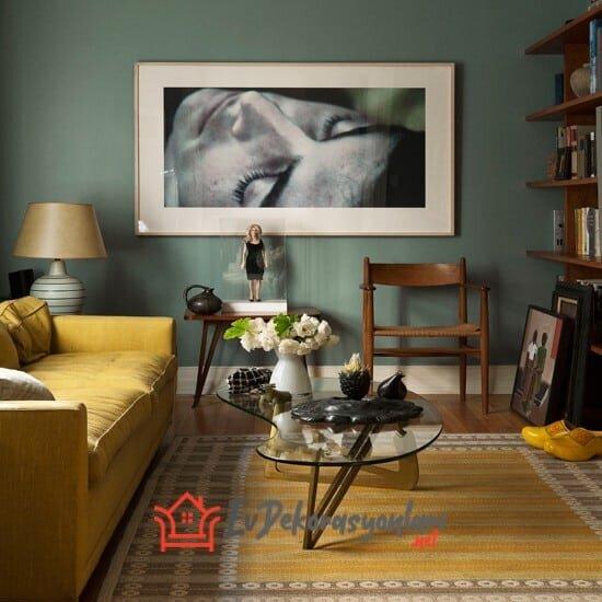 Farklı Stillere Oturma Odası Dekorasyon Önerileri