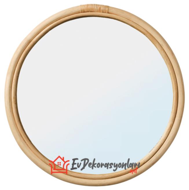 Rattan Ayna Modelleri Nedir?