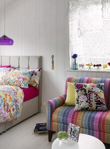 renkli dekorasyon örnekleri