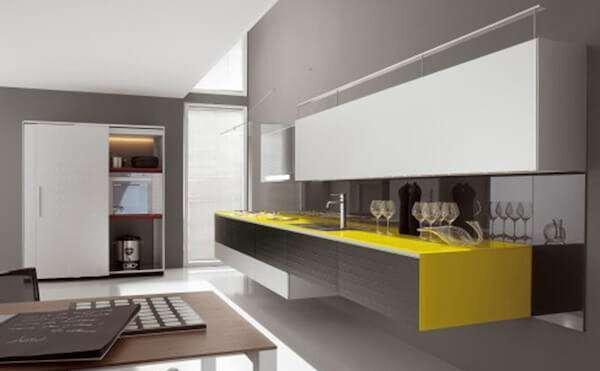 renkli-minimalist-mutfak-dekorasyonlari