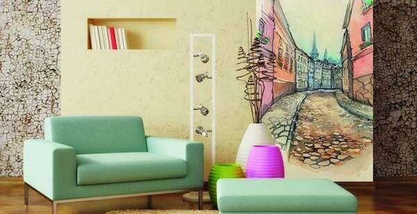 resimli-oturma-odasi-duvar-renk-fikirleri