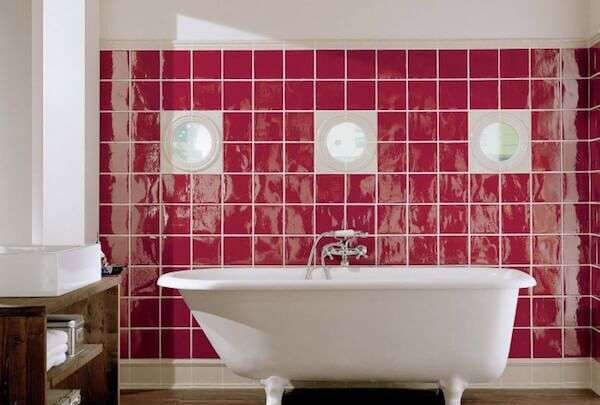 retro=banyo-dekorasyonunda-renk-uyumu