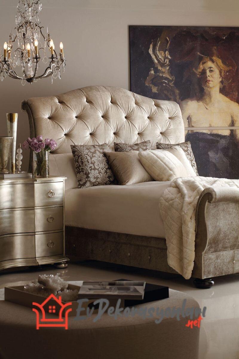Romantik Yatak Odası Dekorasyonları