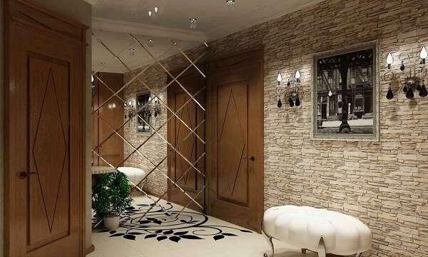 salon-dekorasyonunda-duvar-kaplama