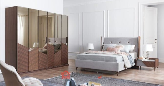 saloni mobilya pi yatak odasi takimi modeli