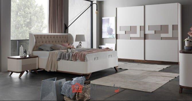 saloni mobilya solo yatak odasi takimi modeli