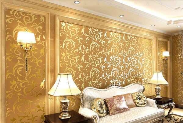 sari-salon-duvar-kagidi-ornekleri