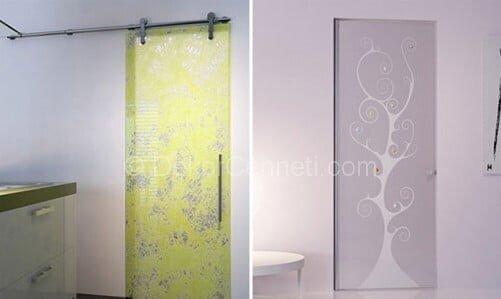 Şık banyo duvar sticker Resimleri