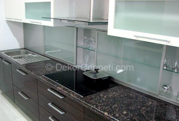 Şık granit mutfak tezgahı fiyatları ankara Galeri