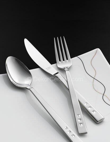 Şık hisar çatal bıçak takımı Resimleri