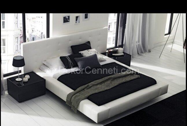 Şık lazzoni yatak odası fiyat Galeri