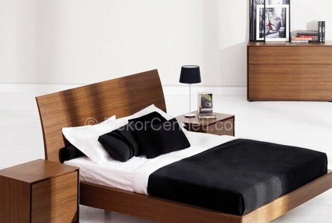 Şık lazzoni yatak odası Fotoğrafları