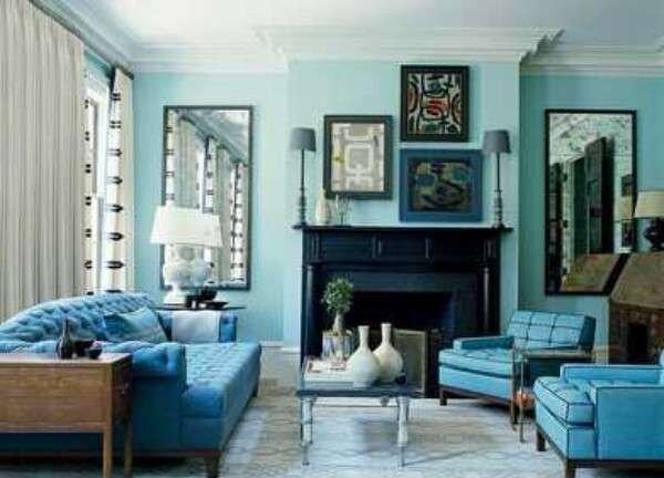sik-mavi-mobilya-dekorasyon-ornekleri