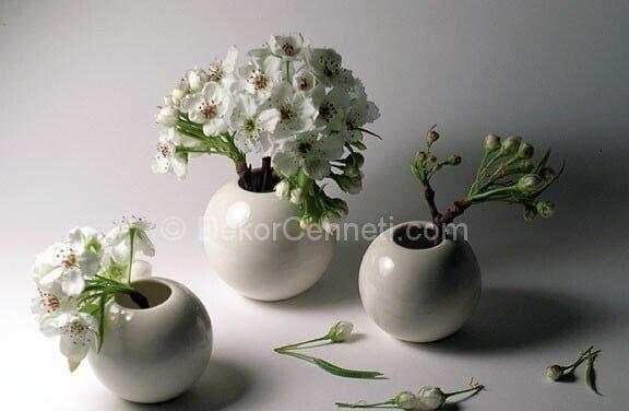 Şık seramik vazo yapımı Galeri
