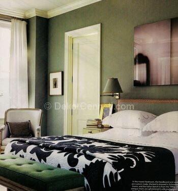 Şık yatak odası perdesi ne renk olmalı Galeri