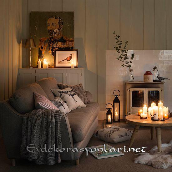 Sonbahar Dekorasyon Önerileri İle Sıcak Ve Keyifli Evler