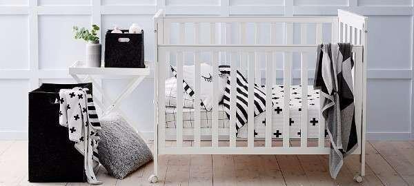 tarz-siyah-beyaz-bebek-odasi-takimlari