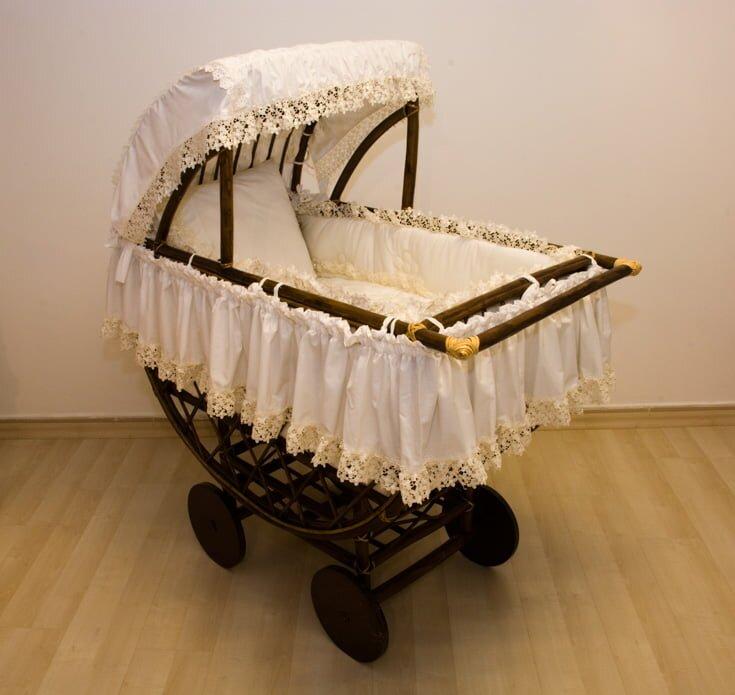 tekerlekli bambu bebek besigi modeli