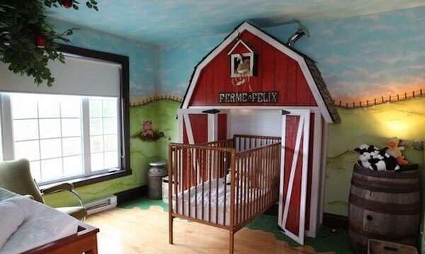 temali-bebek-odasi-dekorasyonu