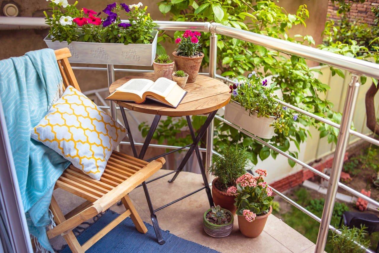 Teras Balkon Dekorasyonu İçin Öneriler