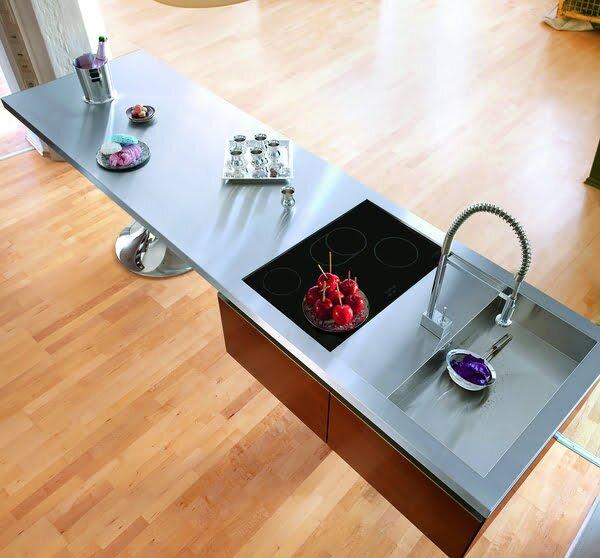 Küçük Mutfaklar İçin Mükemmel Mutfak Tasarımı