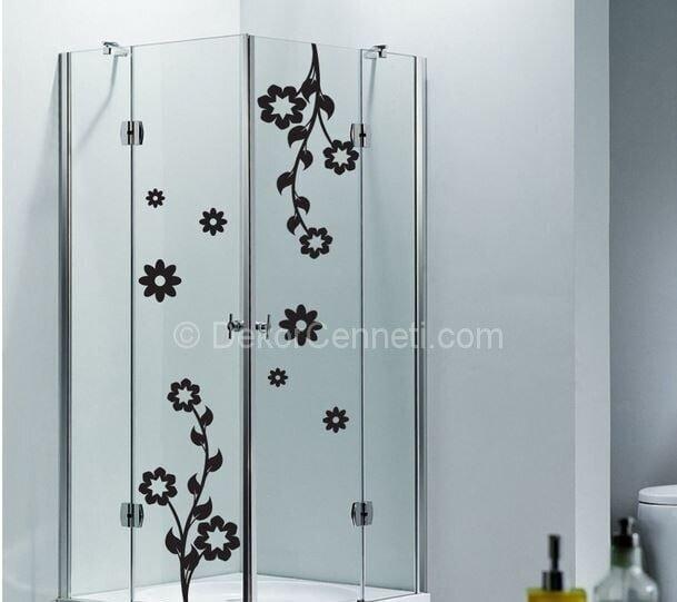 Trend banyo sticker Galerisi