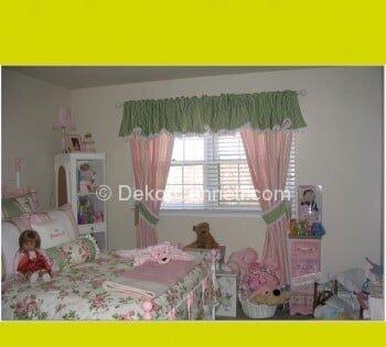 Trend bebek odasi perde blog Fotoları
