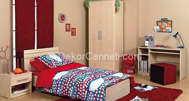 Trend çilek genç odası yatak başlıkları Fotoları