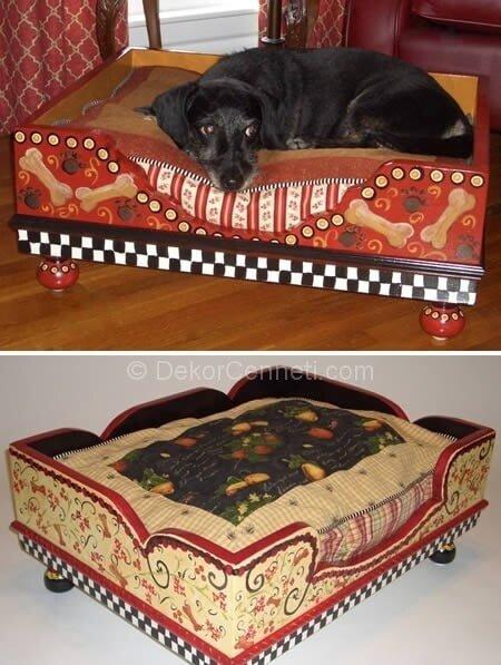 Trend evcil hayvan yatakları Modelleri
