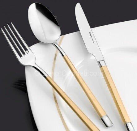 Trend hisar çatal bıçak takımı Modelleri