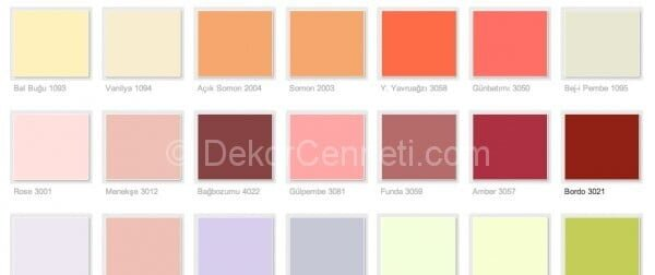 Trend marshall 1001 renk Fotoğrafları