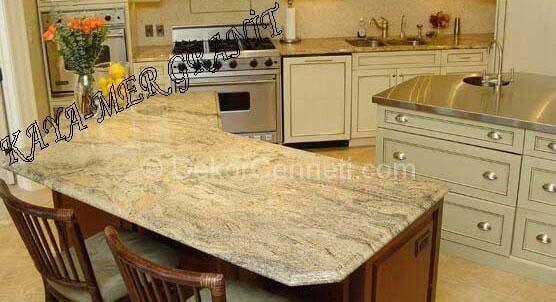 Trend mutfak tezgahı granit mermer fiyatları Modelleri