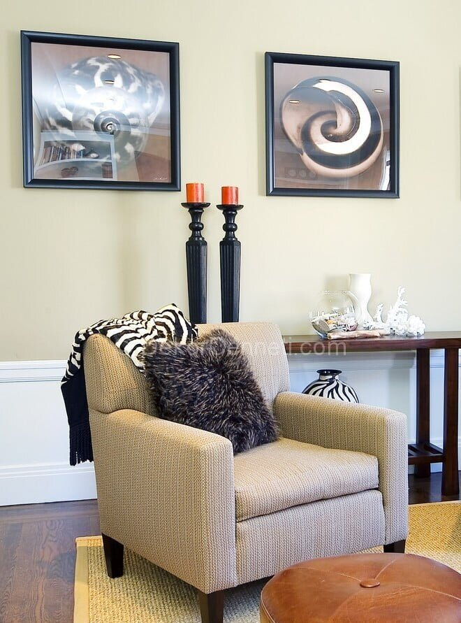 Trend salon konsol dekorasyonu Galerisi