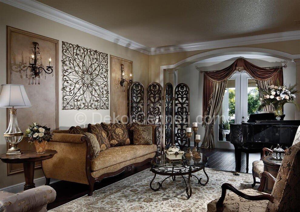 Trend salon odası dekorasyon Galerisi