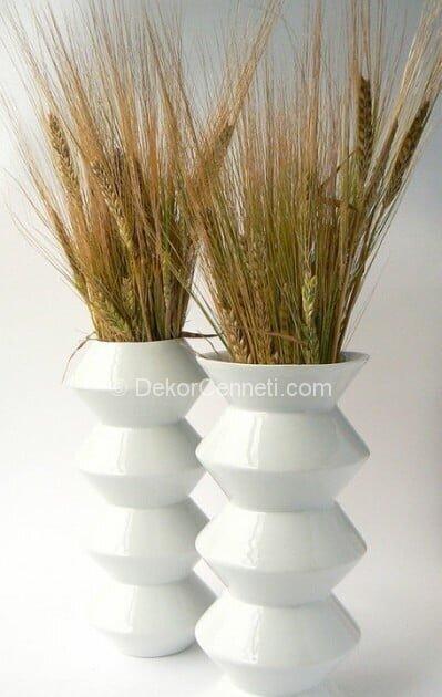 Trend seramik vazo seramik boyama ahşap boyama Modelleri