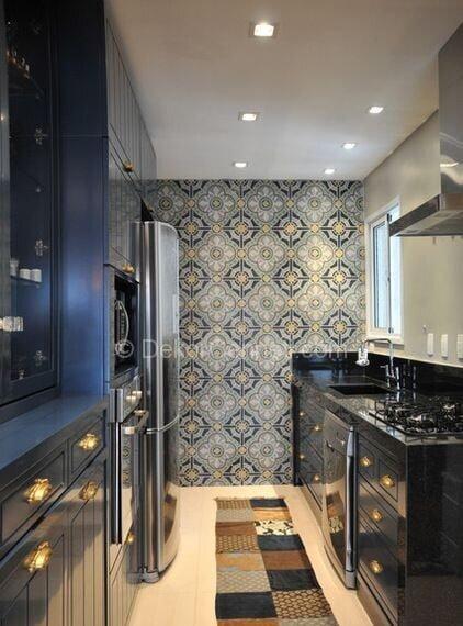 Trend u mutfak dekorasyonu Fotoğrafları
