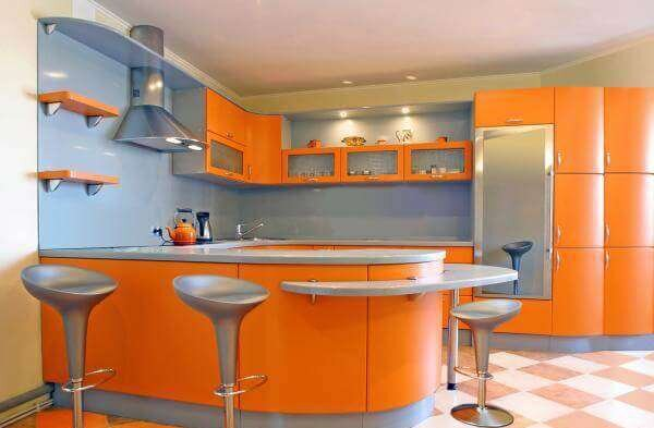 turuncu-renkli-ozel-tasarim-mutfak-ornekleri