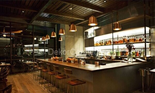 ultra lüks restoran dekorasyonu4