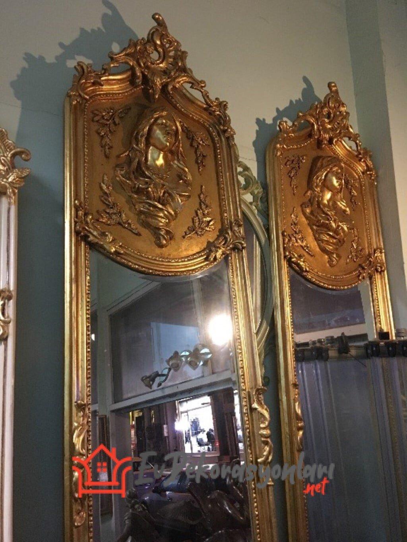 Varaklı Boy Aynası Modelleri