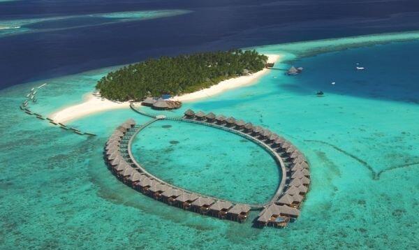 Vilu Reef spa Resort otel maldivler
