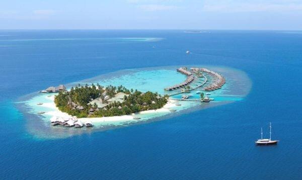 W Retreat Spa Maldivler